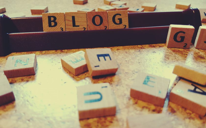 Blog statt Broschüre