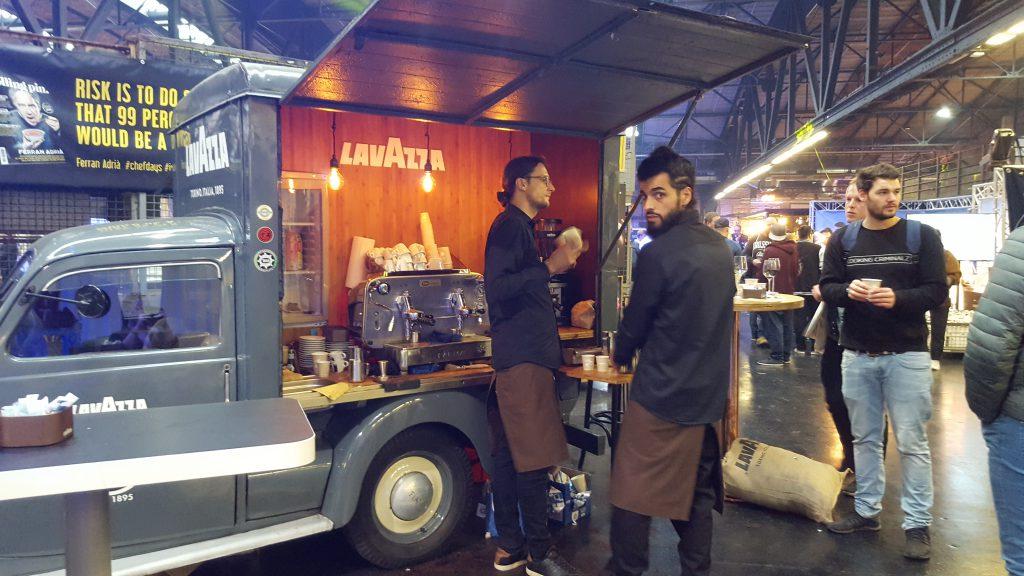 Chefdays Berlin 2018: Lavazza