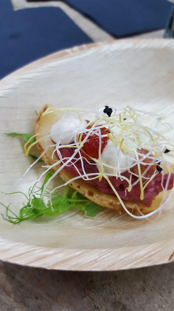 Chefdays Berlin 2018: Meet meats Fries