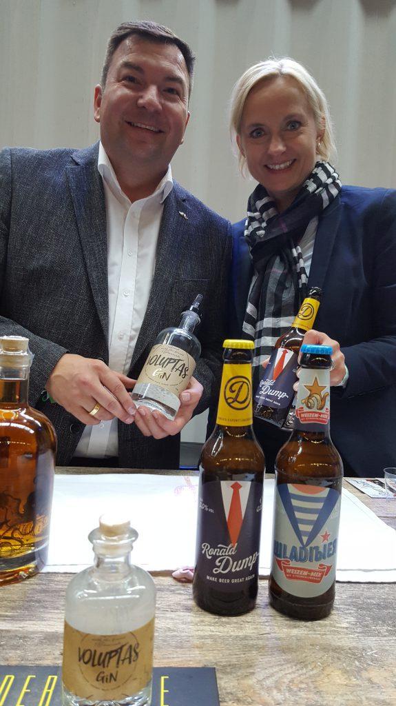 Chefdays Berlin 2018: Voluptas Gin