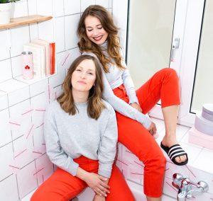 Ann-Sophie und Sinja ©Linda Ambrosius