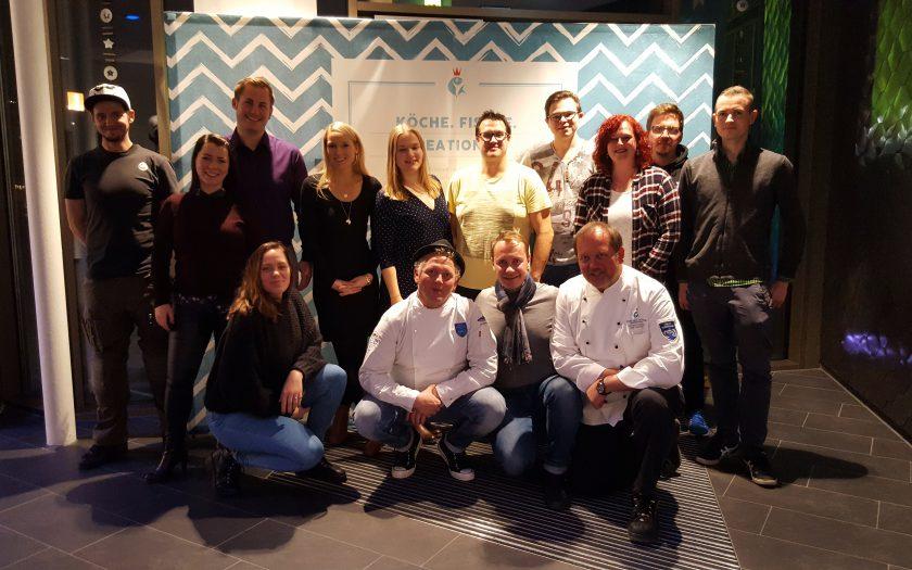 Blogger-Event mit Friesenkrone im Seefischkochstudio