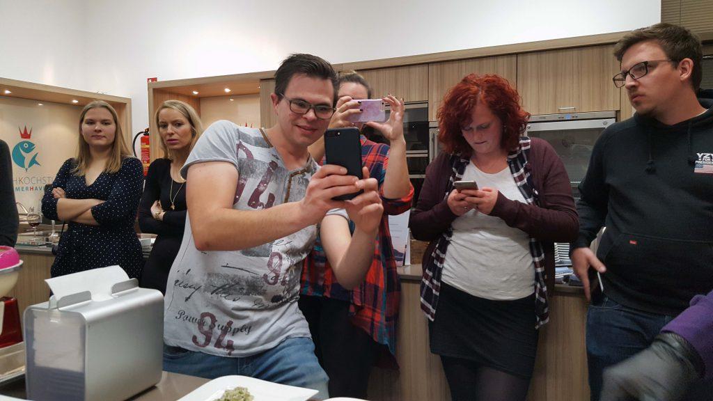 Blogger-Event mit Friesenkrone