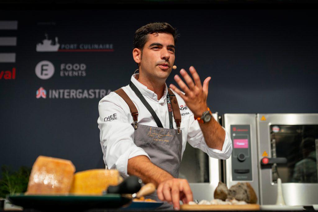 Andreu Genestra - Chef-Sache 2018