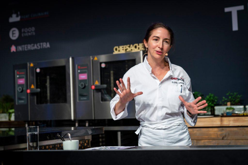 Elena Arzak - Chef-Sache 2018