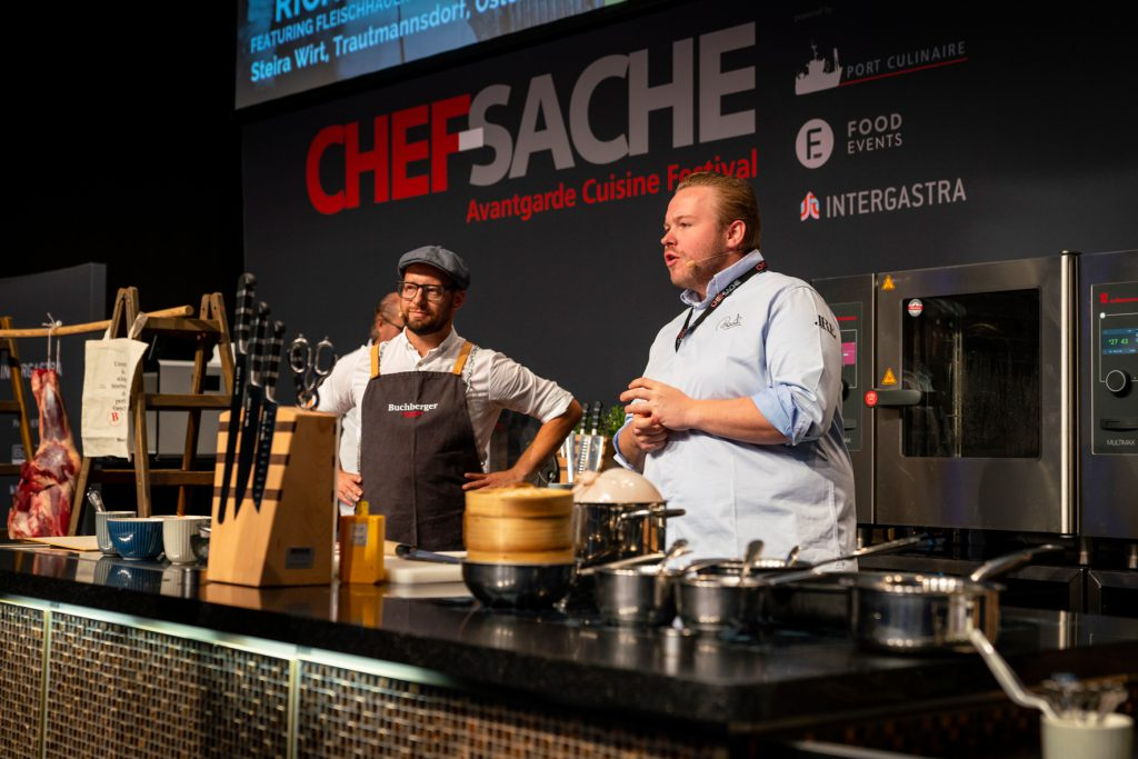 Future of Food - Chef-Sache 2018