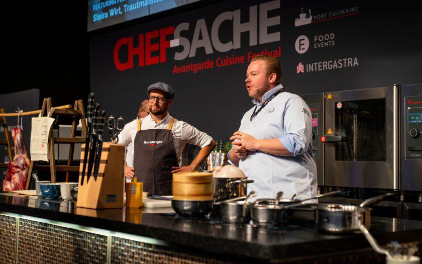 Future of Food - Chef-Sache 2018