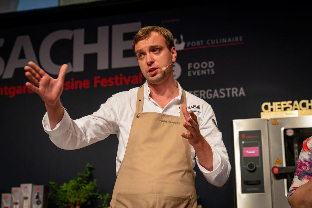 Ivan Berezuckiy - Chef-Sache 2018