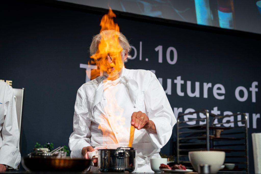 Pierre Gagnaire - Chef-Sache 2018