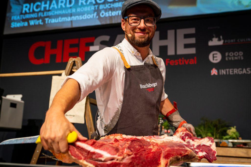 Robert Buchberger - Chef-Sache 2018