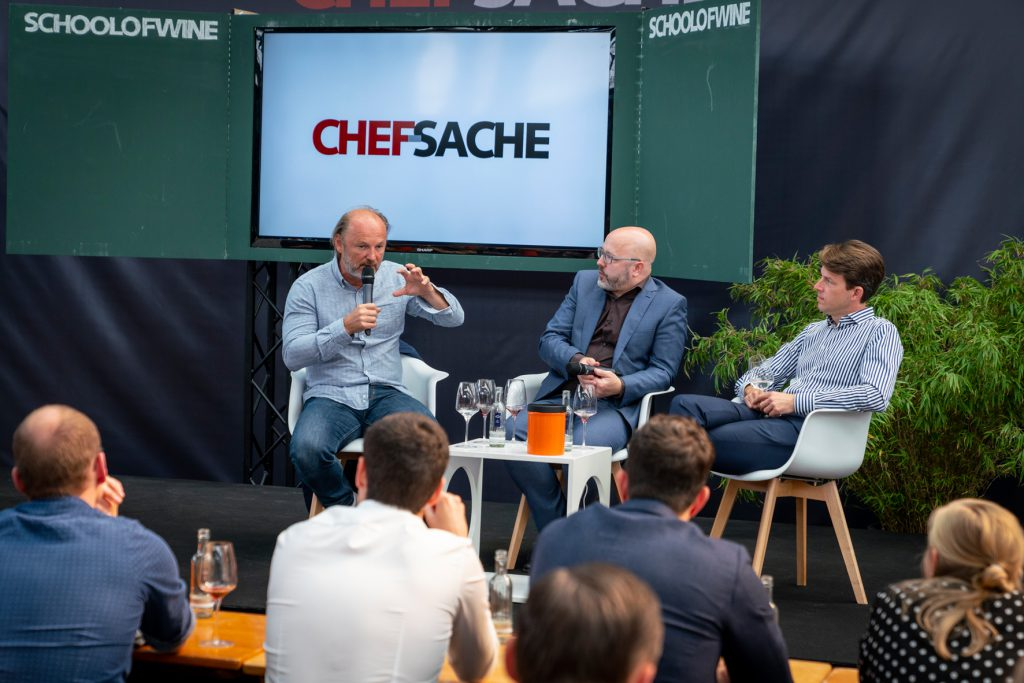 School of Wine - Chef-Sache 2018
