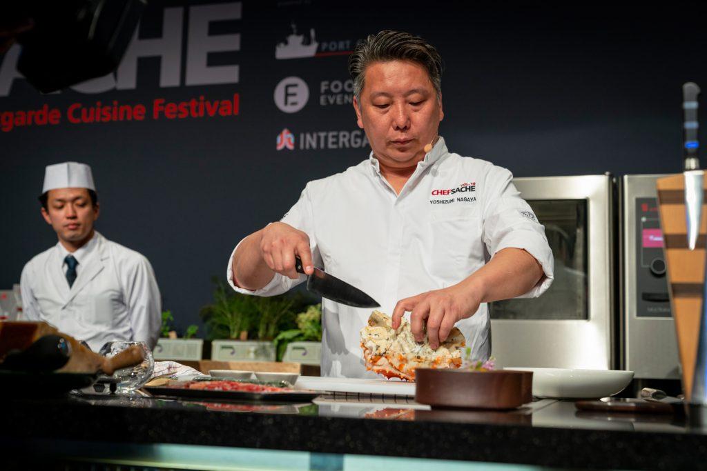 Yoshizumi Nagaya - Chef-Sache 2018