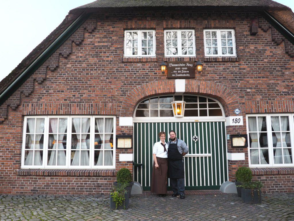 Claudia und Nico Winkelmann vom Bümmersteder Krug