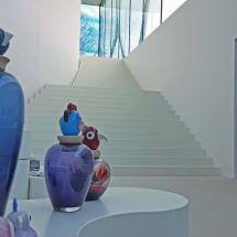 Design so weit das Auge reicht im Leonardo Glass Cube