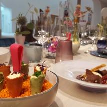 Snackideen von Alexander Brozmann auf der Leonardo Hausmesse