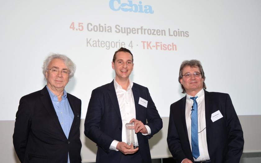 Doppelsieg für Cobia beim Fischwirtschaftsgipfel