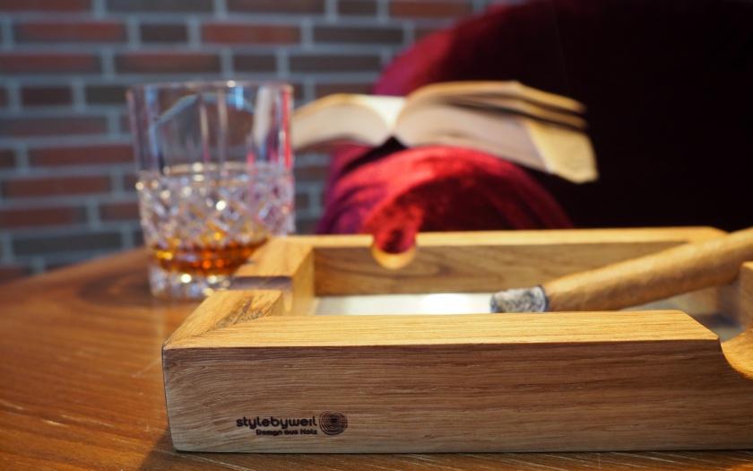 Style-by-Weil: Aschenbecher für exklusive Zigarrenzimmer