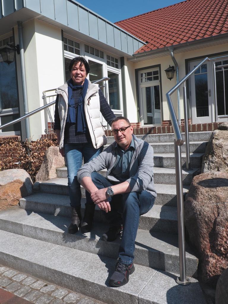 Petra und Thomas Büning