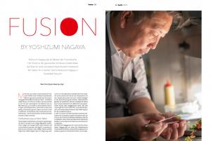 Fusionsküche - Küche