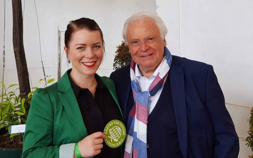 Patron hinter dem foodlab: Eckart Witzigmann