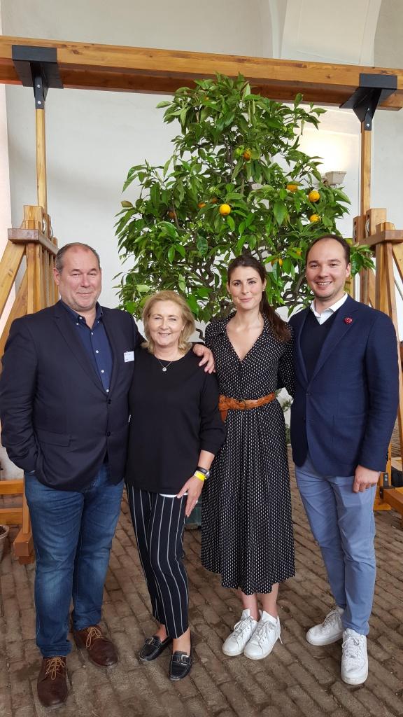Familie Geisel organisiert foodlab