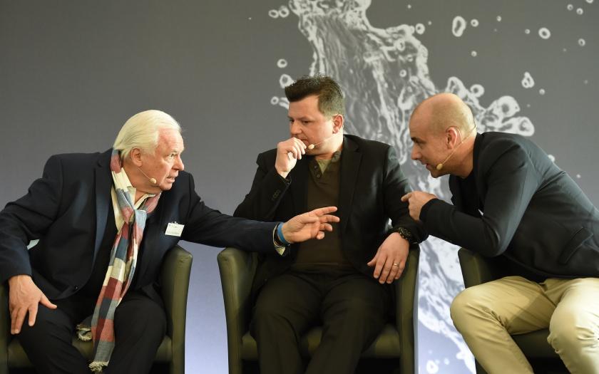 BMW Group und Eckart Witzigmann erstes foodlab in der Schönbrunner Orangerie in Wien am 20.05.2019 AGENCY PEOPLE IMAGE (c) Michael Tinnefeld