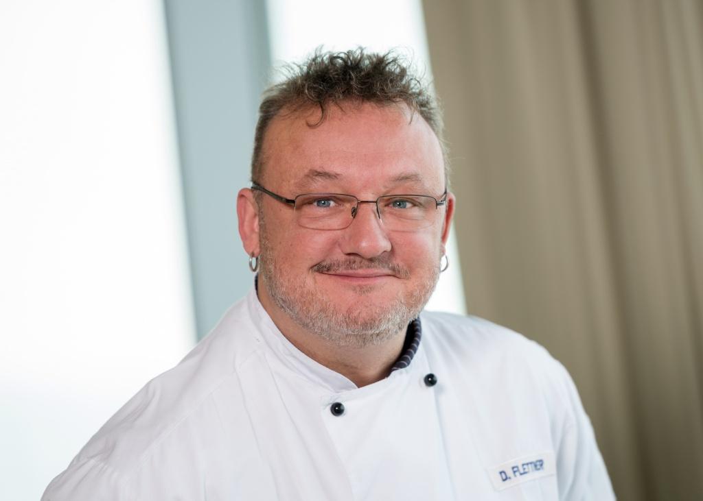 Küchenchef Dominik Flettner (c)Antje Schimanke