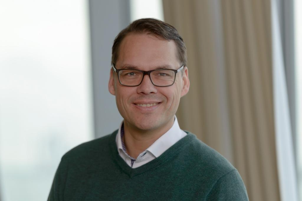 Hoteldirektor Tim Oberdieck (c)Antje Schimanke