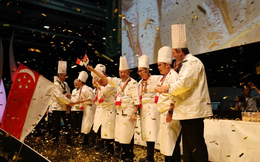 Olympiade der Köche - wie wird man Olympiasieger? (c) VKD