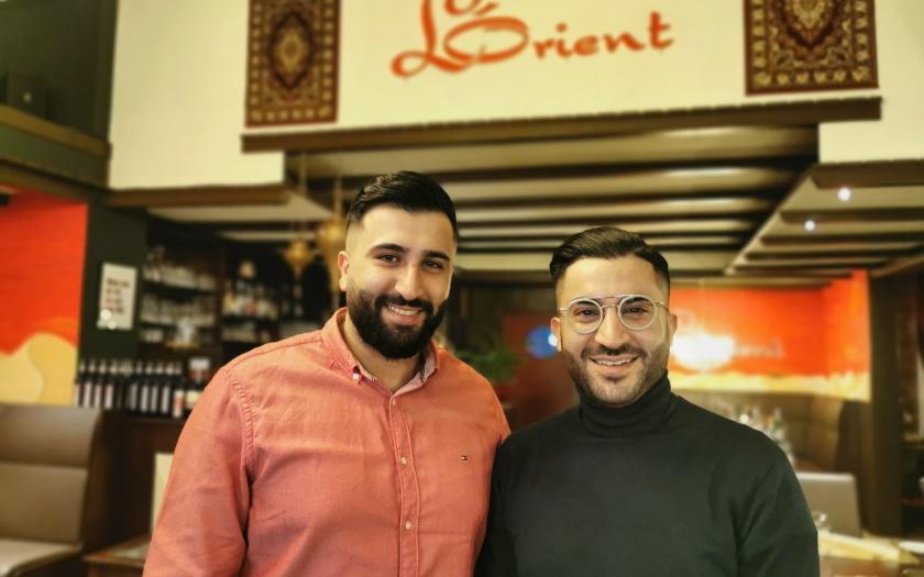 L'Orient libanesisches Restaaurant Wilhelmshaven - Gröön Schnack