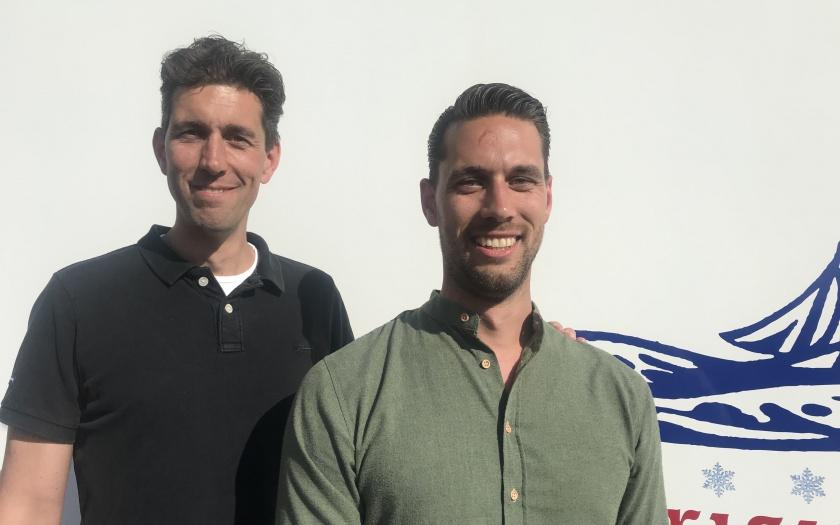 Reise zu den IJsselmeer-Fischern