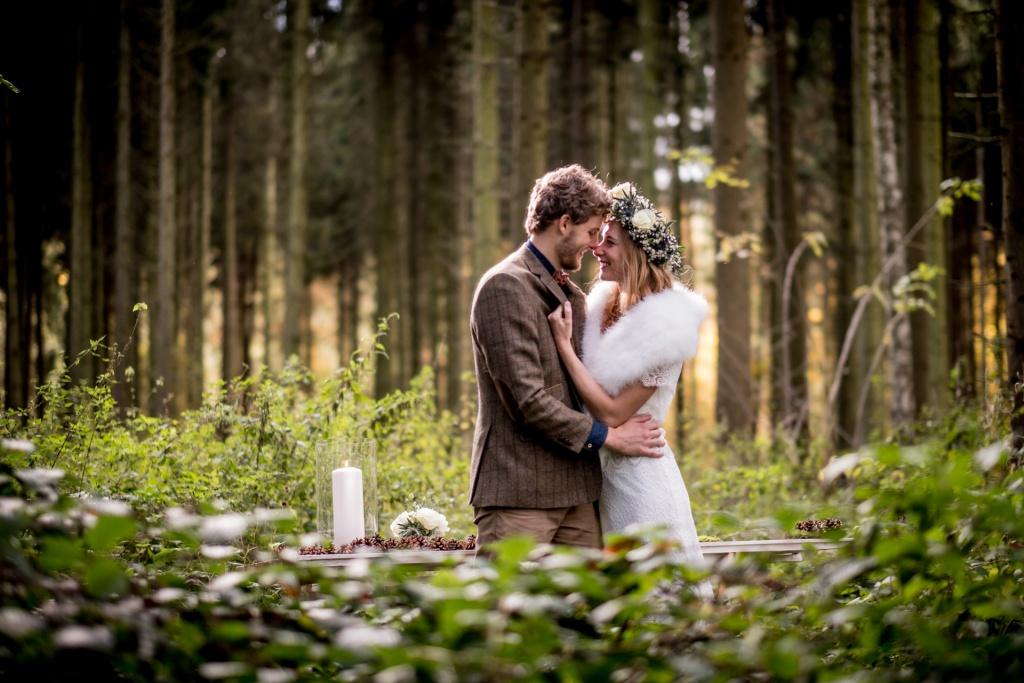 Hochzeit im Grünen im Freigeist Northeim (c)Dietrich Kühne