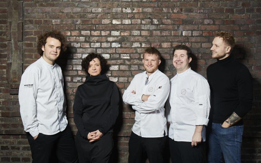 Team-Restaurant-Klinker-c-Volker-Renner